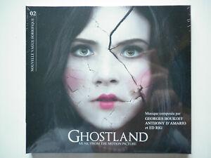 Mylene Farmer cd album digipack Ghostland Bof édition limitée 1000exemplaires
