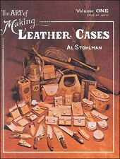 The Art Of Making Leather Cases Volume 1 Tandy Leather 61941-01