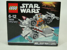 Lego Star Wars Microfighters 75032 X-Wing Fighter Neu OVP