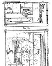 Paul Ehrlich Musikwerk, Spieldose, Drehklavier: Hist. Infos 1876 - 1901