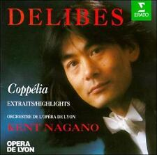DELIBES:COPPELIA HIGHLIGHTS NEW CD