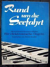 Rund um die Seefahrt - elektronische Orgeln Seemannslieder Keyboard Sikorski