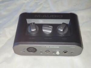 M-Audio Fast Track USB Interface