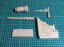WARRIORS SCALE MODELS - STREET LAMP - 1/35 RESIN KIT