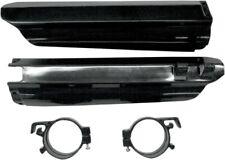 UFO Black Fork Guards Yamaha YZ 400 426 450 F, WR 250 450 400 426 F YA03803-001