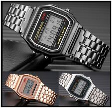 Men Wrist Watch LED Best Retro Digital Unisex Classic New Look professional Gift