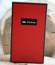 Kiton MEN RED - 125 ml Eau de Toilette-ELEGANTE UOMO EDT SPRAY VAPO. NUOVO