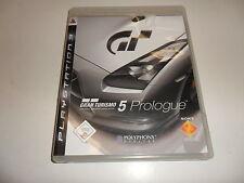 PlayStation 3  Gran Turismo 5 Prologue