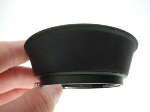 Olympus Rubber Camera Lens Hood For OM 35-105mm f/3.5-4.5 (Manual Focus)