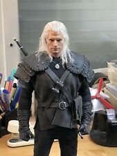"""Custom 1/6 Scale Witcher Geralt Henry Cavill 12"""" (Hot Toys, DID, Sideshow style)"""