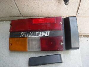 Vintage Fiat 131 Tail Lens Light Driver OEM