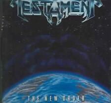 TESTAMENT - THE NEW ORDER NEW CD