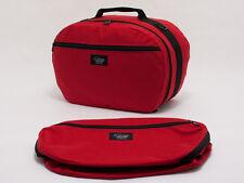 KJD LIFETIME inner saddlebag liners for Kawasaki Concours14 cases (Red)