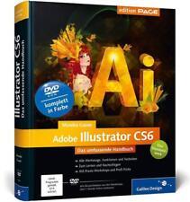 Adobe Illustrator CS6 von Monika Gause (2012, Set mit diversen Artikeln)