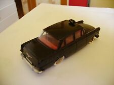 DINKY / TOYS / FRANCE . 1/43 . OPEL / REKORD / TAXI . N°554/546