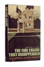 The Fire Engine That Disappeared by Maj Sjowall & Per Wahloo Martin Beck Series