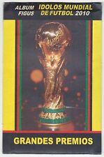 Argentina 2010 Figuritas Idolos Mundial de Futbol Soccer Pack