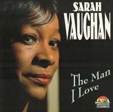 SARAH VAUGHAN – THE MAN I LOVE (1998 JAZZ CD COMPILATION ITALY)