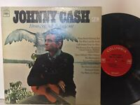 Johnny Cash From Sea To Shining Sea VG+ MONO 2-EYE ORIG outlaw rockabilly