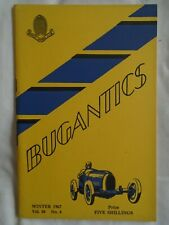 Bugantics Winter 1967 Vol 30 No 4
