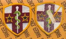 US Army Reserve Medical Command dress uniform patch