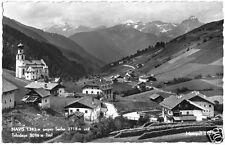 AK, Navis gegen Serles, Teilansicht, ca. 1963