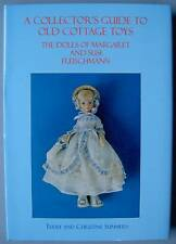 Guía de Coleccionistas Antiguo Cottage Muñecas-libro de tapa dura, incluso Suplemento