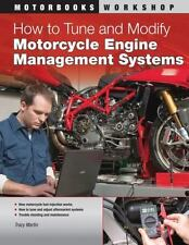 How To Tune and Modify Motorcycle Engine Management Systems Performance 149691