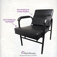 Reclining Shampoo Chair Barber Chair Hair Styling Shampoo Bowl Salon Spa -216A