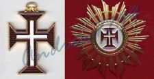 Order of the Knights of Our Lord Jesus Christ COMPLETE SET (Badge+Star) Portugal