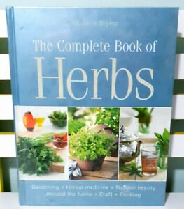The Complete Book of Herbs! Sealed in Plastic HC Book by Reader's Digest!