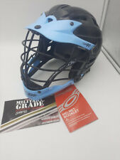 Cascade CPX-R Lacrosse  Helmet, Official Helmet of PLL,Blue and Black