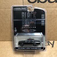 Greenlight | 1:64 Black Bandit Series 22 - 1980 Chevrolet Caprice | IN STOCK