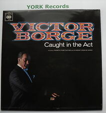 VICTOR BORGE - Caught In The Act - Excellent Condition LP Record CBS 62666