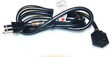 POWER CORD -12 PIN for the Kenwood TS-520 and TS-820 12-Pin heavy duty thick