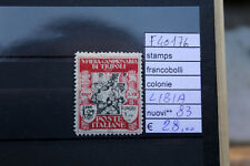 FRANCOBOLLI STAMPS COLONIE ITALY LIBIA NUOVI MNH** N°83 (F40176)