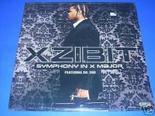 "Xzibit ""Symphony In X Major"" 12"" Vinyl Single Factory Sealed"