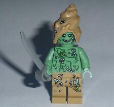s PIRATES OF THE CARIBBEAN Lego Hadras w/sword NEW Authentic Lego 4183 #3