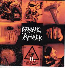 FANATIC ATTACK-CD-II Pokolgep Satanize Nunslaughter Sodom