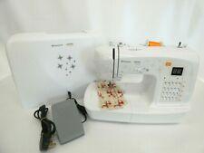 Husqvarna Viking H Class 100Q Computerised Sewing Machine w Hard Case