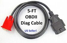 OBD2 OBDII Main Cable for Launch Creader 9081 SRS ABS TPMS Code Reader Scan Tool