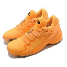 adidas D.O.N. Issue 2 GCA II Donovan Mitchell Crayola Yellow Men Shoes FW9048