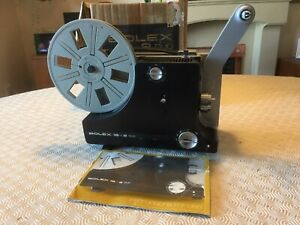 Bolex 8 mm cine projector