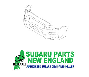 Genuine OEM 2018-2021 Subaru WRX STi Front Bumper 57704VA050