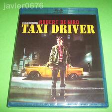 TAXI DRIVER BLU-RAY NUEVO Y PRECINTADO ROBERT DE NIRO