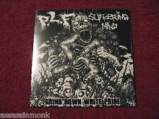 "PLF / SUFFERING MIND Grind Down White Pride 5"" Hatred Surge Insect Warfare"