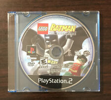 LEGO Batman: The Videogame (PlayStation 2 PS2) - DISC ONLY