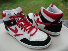 new arrival a2e05 14153 NIKE Sky Force 454452-160 Red White Black Basketball Running Shoes Sz 11  Sneaker