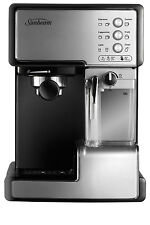 EM5000 Cafe Barista Manual Espresso Machine with Automated Milk Frother: Stainle