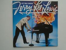 Jerry Lee Lewis - Last Man Standing - The Duets (CD 2006) Mint cond